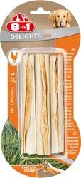 8 in 1 - 8 in 1 Delights 3lü Stick Ağız Temizleme Kemiği 75 GR