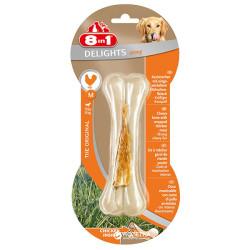 8 in 1 - 8 in 1 Tavuklu Kemik Köpek Ödül Çubuğu L