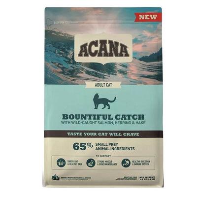 Acana Bountiful Catch Tahılsız Balıklı Kedi Maması 1,8 Kg