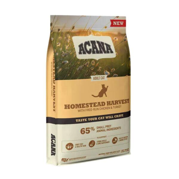 Acana Homestead Harvest Yetişkin Kedi Maması 1,8 Kg