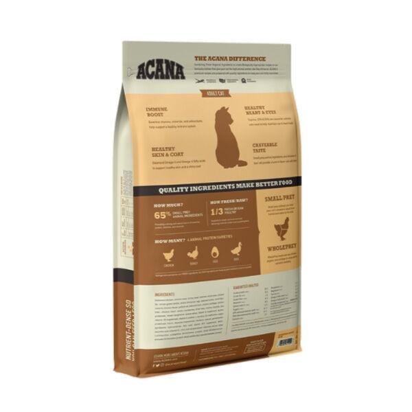 Acana Homestead Harvest Tavuk ve Hindili Kedi Maması 4,5 Kg