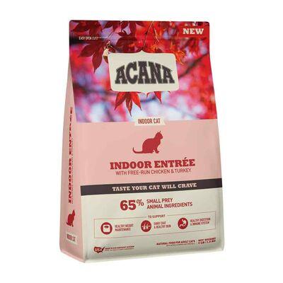 Acana Indoor Entree Tavuklu ve Hindili Kısırlaştırılmış Kedi Maması 1,8 KG