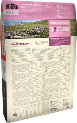 Acana Grass Lamb Kuzulu Köpek Maması 11.4 KG