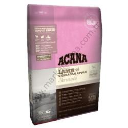 Acana - Acana Lamb & Okanagan Apple Kuzu Etli ve Elmalı Köpek Maması 2 KG