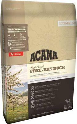 Acana Singles Free Run Duck Ördekli Köpek Maması 11.4 KG