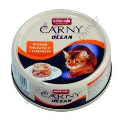 Animonda - Animonda Carny Ocean Ton Balıklı - Karidesli Kedi Konservesi 80 GR