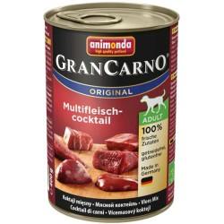 Animonda - Animonda Gran Carno Karışık Etli Köpek Konservesi 400 GR