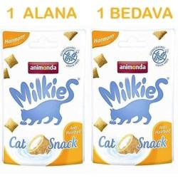 Animonda - Animonda Milkes Anti Hairball Kedi Ödülü 30 Gr ( 1 Alana 1 Bedava )