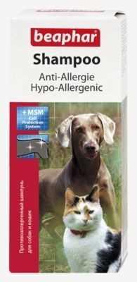 Beaphar Anti-Allergic Köpek Şampuanı 200 ML