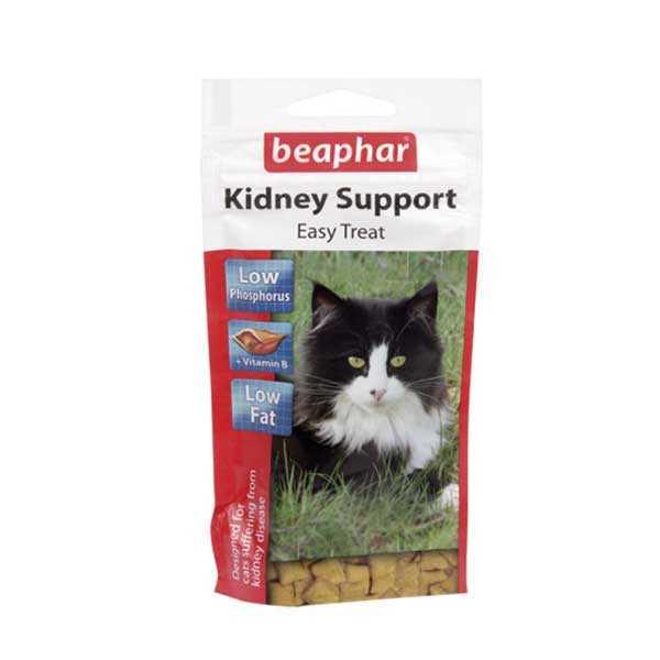 Beaphar Kidney Support Bits Kedi Ödülü 35 Gr