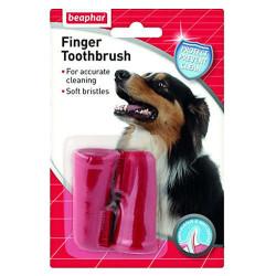 Beaphar - Beaphar Köpek İçin Parmak Diş Fırçası