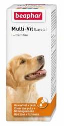 Beaphar - Beaphar Laveta Carnitine Deri ve Tüy Sağlığı Köpek Vitamini 50 ML