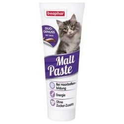 Beaphar - Beaphar Malt Anti-Hairball Kedi Macunu 100 Gr