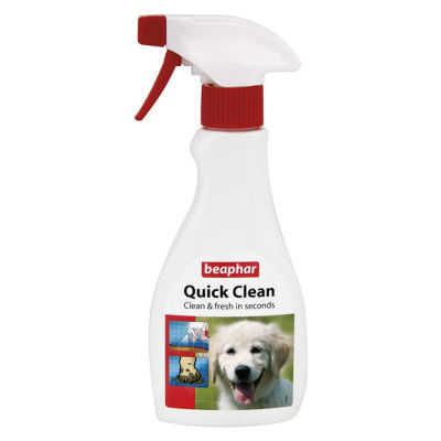 Beaphar Quick Clean Köpekler için Sprey Şampuan 250 ml