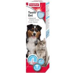 Beaphar - Beaphar Tooth Gel Kedi Köpek Ağız Bakım Jeli 100 GR