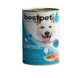 Best Pet - Best Pet Somon Balıklı Köpek Konservesi 400 GR