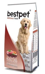 Best Pet - BestPet Kuzulu Köpek Maması 15 KG