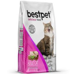- BestPet Selection Tavuklu Yetişkin Kedi Maması 400 GR