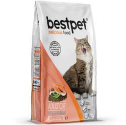 Best Pet - Bestpet Somonlu Kısırlaştırılmış Kedi Maması 1 Kg