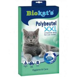 Biokats - Biokats Kedi Kumu Hijyen Torbası XXL 12li