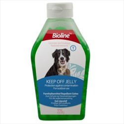 Bioline - Bioline Kedi ve Köpekler İçin Uzaklaştırıcı Jel 225 GR