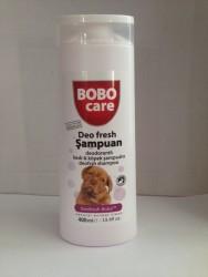 Bobo - Bobo Care Deodarantlı Kedi ve Köpek Şampuanı 400 ML