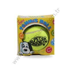 Bobo - Bobo Köpekler İçin Büyük Tenis Topu ( 12.5 CM )