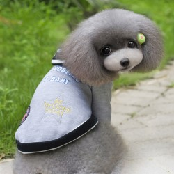 Bobo - Bobo Köpekler İçin Yazılı Sweatshirt