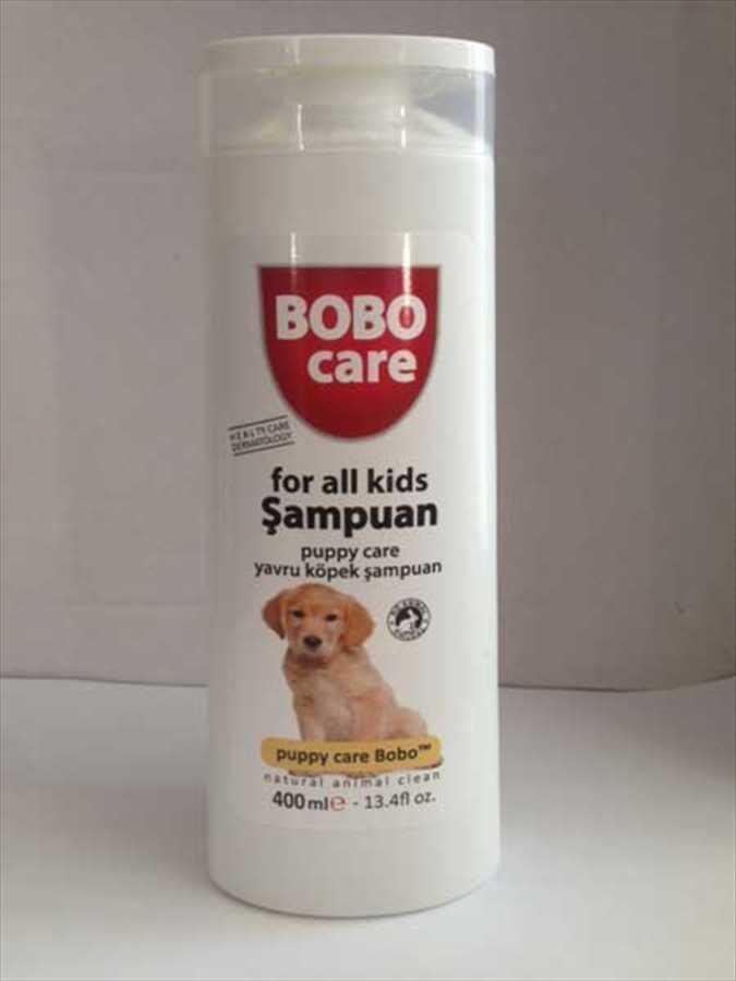Bobo Yavru Köpek Şampuanı 400 ML