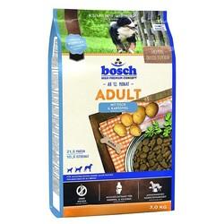 Bosch - Bosch Balıklı Köpek Maması 3 KG