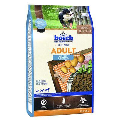 Bosch Balıklı Köpek Maması 3 KG
