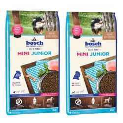 Bosch - Bosch Küçük Irk Yavru Köpek Maması 1 KG + 1 KG