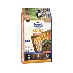 Bosch - Bosch Glutensiz Somon Balıklı ve Patatesli Köpek Maması 3 KG