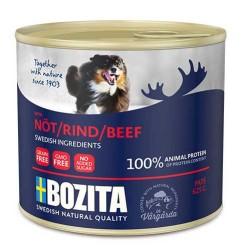 Bozita - Bozita Biftekli Yaş Köpek Maması 625 GR