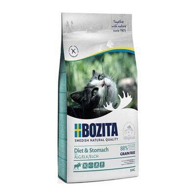 Bozita Diet ve Stomach Tahılsız Geyikli Kedi Maması 2 KG