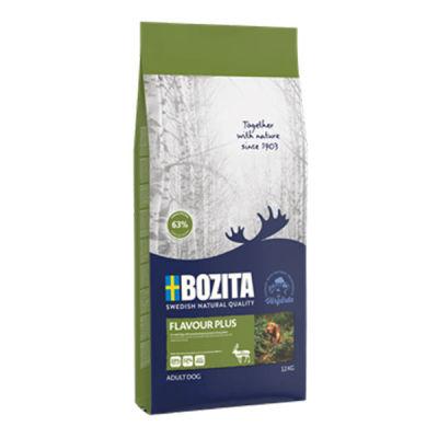 Bozita Flavour Plus Geyik Etli Köpek Maması 12 KG