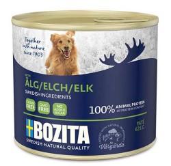 Bozita - Bozita ELK Geyik Etli Yaş Köpek Maması 625 GR