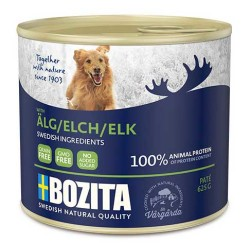 Bozita - Bozita Geyik Etli Yaş Köpek Maması 625 GR