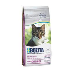 Bozita - Bozita Hair Skin Tahılsız Somonlu Kedi Maması 2 KG