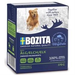 Bozita - Bozita Naturals ELK Kanada Geyikli Köpek Konservesi 370 Gr