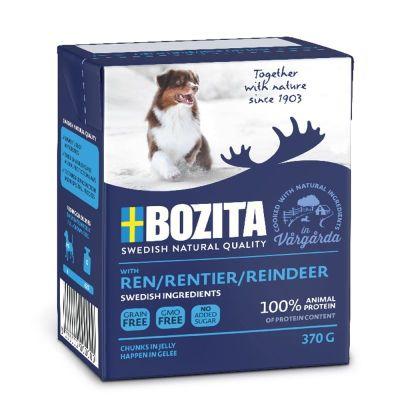 Bozita Naturals Reindeer Ren Geyikli Köpek Konservesi 370 Gr