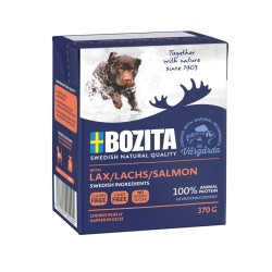 Bozita - Bozita Naturals Somon Balıklı Köpek Konservesi 370 Gr