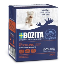 Bozita - Bozita Naturals Tavuklu Yavru Köpek Konservesi 370 Gr