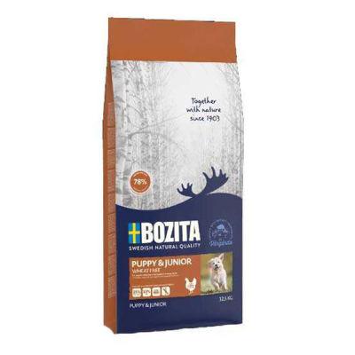 Bozita Puppy Junior Wheat Free Köpek Maması 12.5 KG
