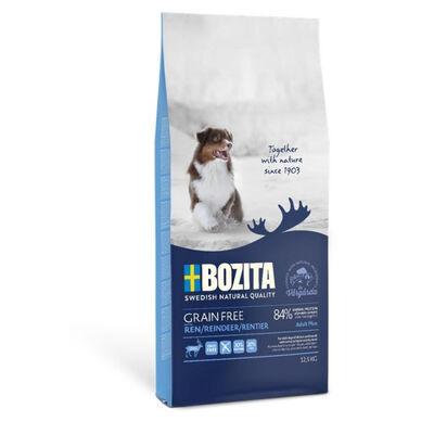 Bozita Ren Geyikli Tahılsız Köpek Maması 12,5 KG