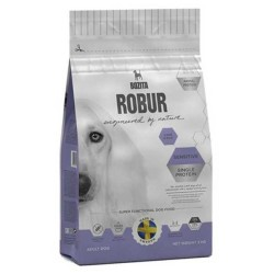 Bozita - Bozita Robur Sensitive Single Protein Kuzu Etli Köpek Maması 12.5 KG