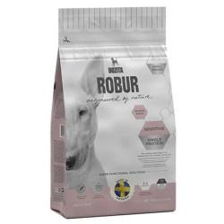 Bozita - Bozita Robur Sensitive Single Protein Somonlu Köpek Maması 12.5 KG