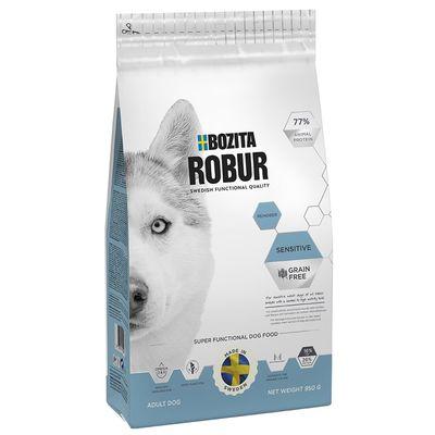 Bozita Robur Sensitive Tahılsız Geyik Etli Köpek Maması 11,5 KG