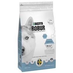 Bozita - Bozita Robur Sensitive Tahılsız Geyik Etli Köpek Maması 11,5 KG