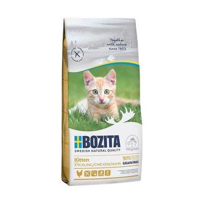 Bozita Tahılsız Tavuklu Yavru Kedi Maması 10 KG